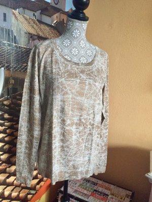 KEY LARGO Gold-Batik-Pullover