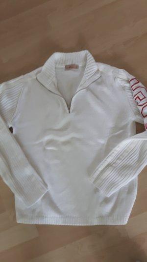 Key Largo Herren Pullover weiß