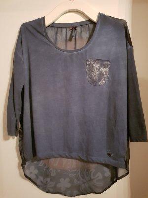 Key Largo - Shirt mit toller Rückenansicht - Gr. S