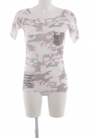 Key Largo T-Shirt Camouflagemuster Casual-Look