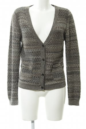key largos girls Strick Cardigan Streifenmuster College-Look