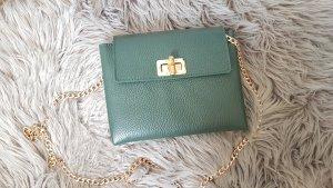 KeyDi Milano Tasche echtes Leder Grün