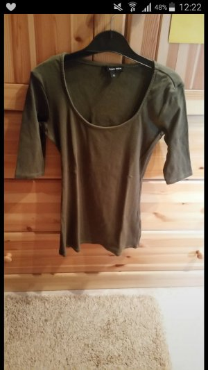 Tally Weijl T-shirt gris vert
