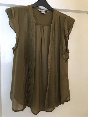 Khaki Bluse H&M