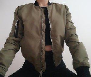 Vero Moda Bomber Jacket khaki
