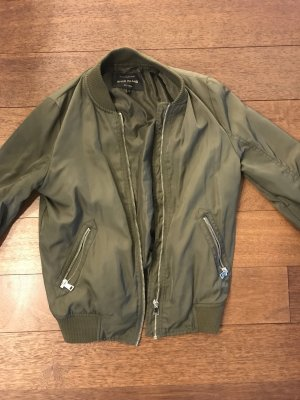 River Island Giacca bomber cachi