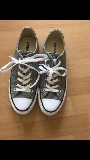 Khaki Converse Chucks