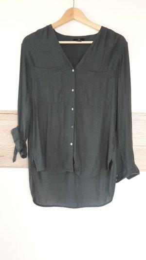khaki farbene Bluse von H&M