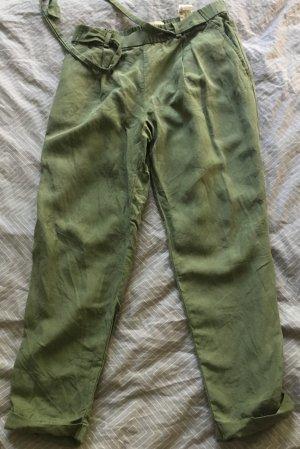 Pull & Bear Pantalon kaki