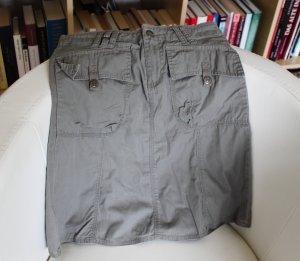 Khaki-farbener Rock *Inwear* Gr. 32