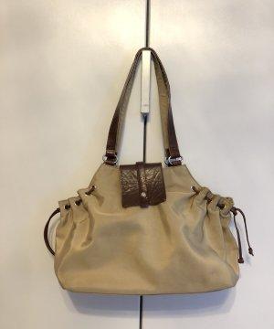 Khaki-farbige Handtasche von ETIENNE AIGNER