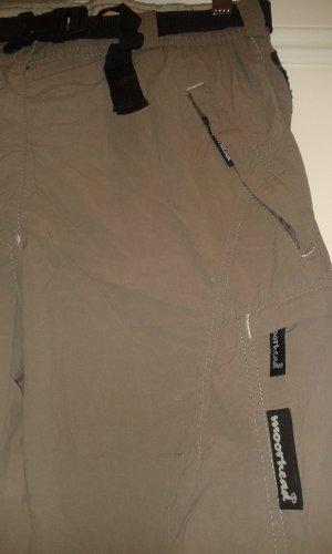 khaki grüne leichte Outdoor Hose von Moorhead Größe 40