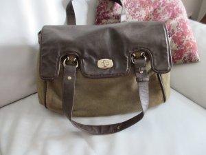 *** Khaki Handtasche ***