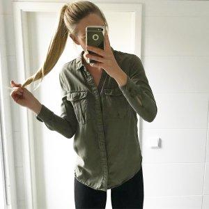 H&M Shirt met lange mouwen veelkleurig