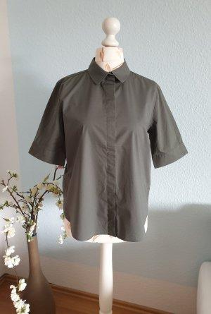 khaki Hemd mit Kurzarm, Bluse von COS