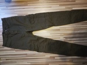 Khaki High Waist Jeans