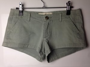 Khaki Hollister Shorts