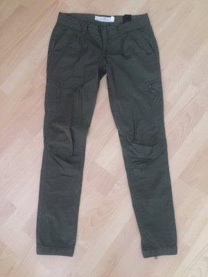H&M Pantalone boyfriend multicolore