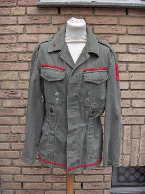 Khaki Jacke - Einzelstück!