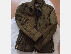 Khaki Jacke H&M neu xs/s