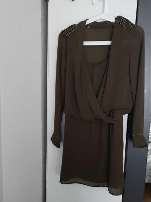 Khaki Kleid von Mango