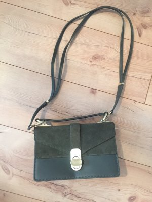 Zara Handbag khaki