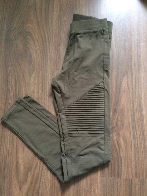 Khaki Leggings H&M 36