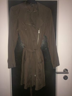 Khaki Mantel H&M wie neu, gr36
