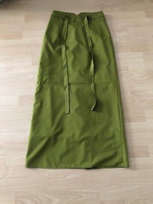 Modanisa Maxi Skirt khaki