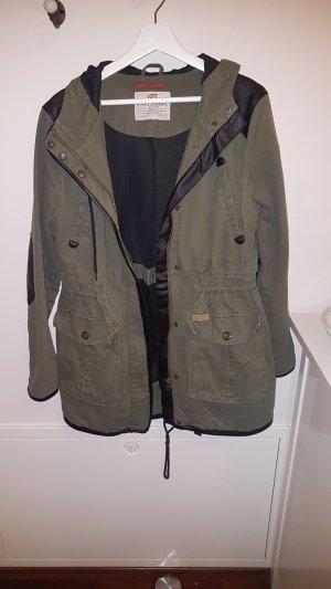 Oversized Jacket multicolored