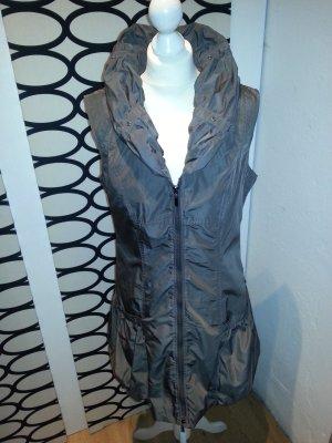 Khaki-schlammfarbenes Kleid von Franstyle