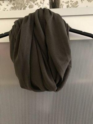 Six Tubesjaal groen-grijs-khaki
