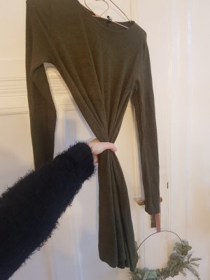 khaki shirt dress gr. 36-38