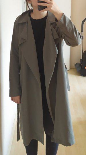 H&M Trench cachi