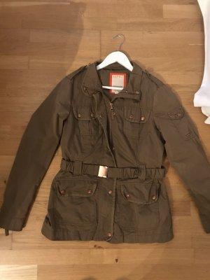 Khaki Utility - Jacke von Esprit
