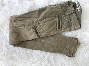 Khakifarbene Hose von Tally Weijl