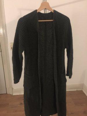 Knitted Coat khaki