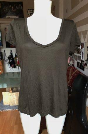 Khakifarbenes H&M Shirt M