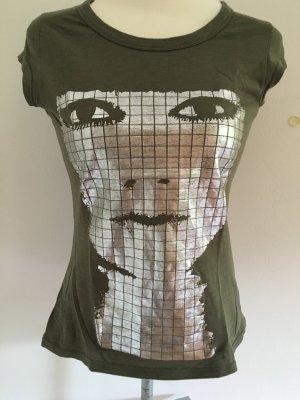 Khakifarbenes Shirt von Fishbone
