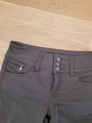 Khakigrübe Hose von Vero Moda