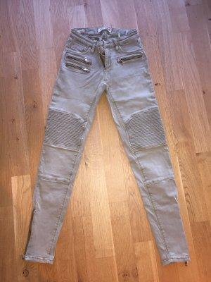 khakigrüne Jeans