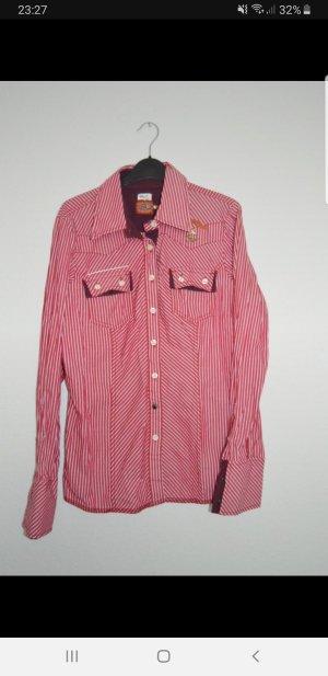 Khujo 'Colette' Hemd Bluse gr.XL damen