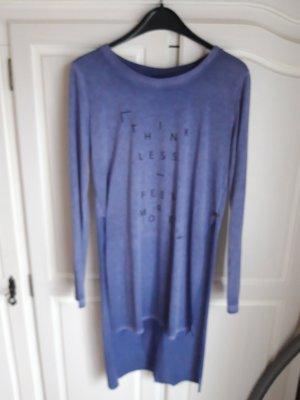 khujo Cottonshirt blau