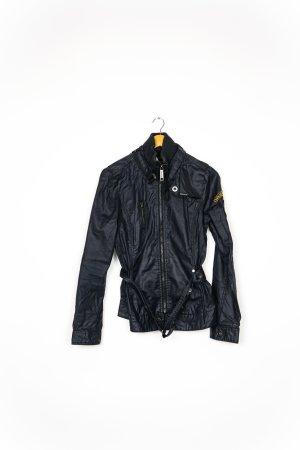 Khujo Raincoat dark blue