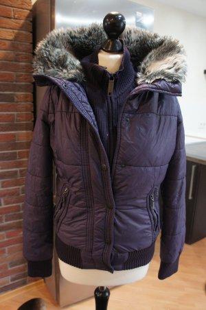KHUJO Jacke Größe M 36/38 Perfekt für Herbst und Winter