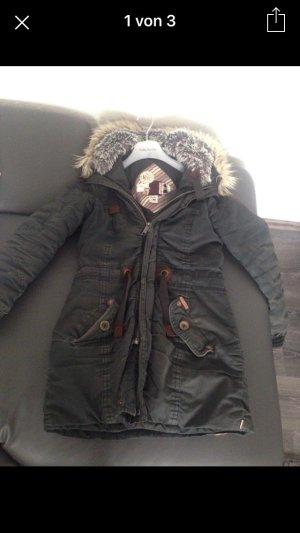 Khujo Jacke sehr schön warm