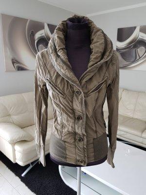Khujo Jacke Übergangsjacke Blouson Windjacke Jacket Gr. S 36/38
