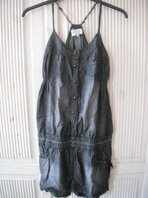Khujo kurzer Jeans-Jumpsuit in der Größe XL