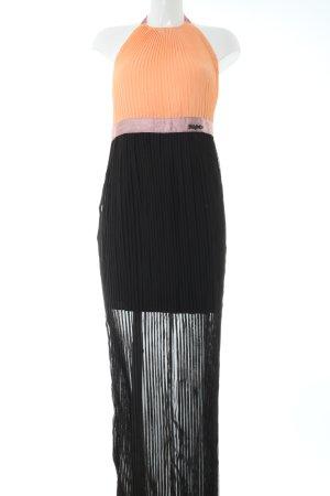 Khujo Neckholderkleid mehrfarbig Elegant