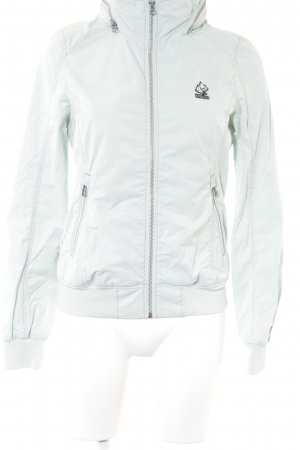 Khujo Outdoor Jacket baby blue casual look